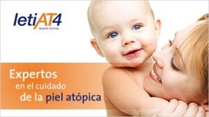 Leti AT4, expertos en piel Atopica